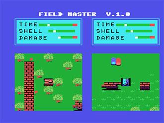 Juego online Field Master (MSX)