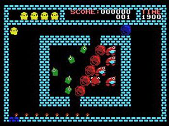 Imagen de la descarga de Flappy 86