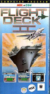 Juego online Flight Deck 2 (MSX)