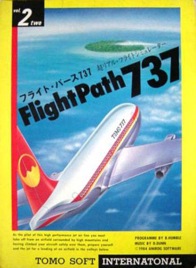 Portada de la descarga de Flight Path 737