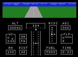Imagen de la descarga de Flight Path 737