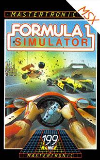Portada de la descarga de Formula 1 Simulator