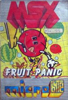 Portada de la descarga de Fruit Panic