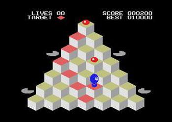 Juego online Fuzzball (MSX)