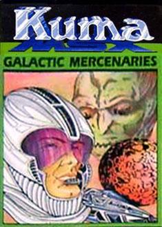 Portada de la descarga de Galactic Mercenaries