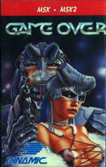 Juego online Game Over (MSX)