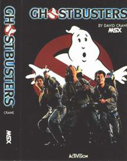 Juego online Ghostbusters (MSX)