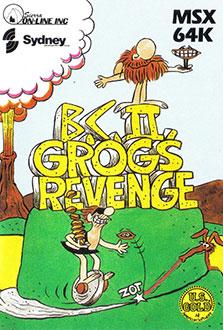 Portada de la descarga de B.C. II: Grog's Revenge