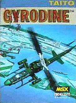 Portada de la descarga de Gyrodine