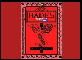 Juego online Hades (MSX)