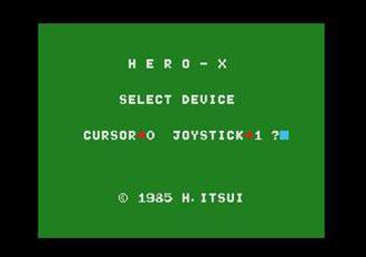 Portada de la descarga de Hero X