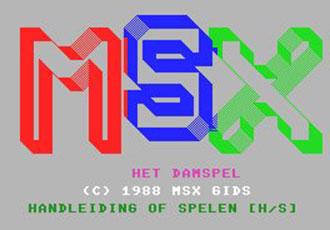 Portada de la descarga de Het Damspel