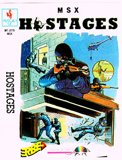 Portada de la descarga de Hostages