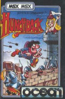Juego online Hunchback (MSX)