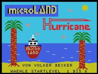 Portada de la descarga de Hurricane