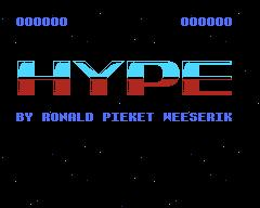 Juego online Hype (MSX)