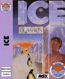 Juego online Ice (MSX)