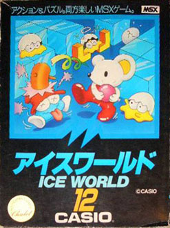 Portada de la descarga de Ice World