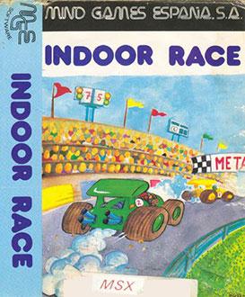 Juego online Indoor Race (MSX)