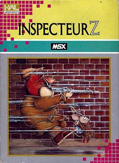Juego online Inspecteur Z (MSX)