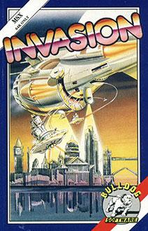 Juego online Invasion (MSX)