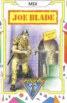 Portada de la descarga de Joe Blade