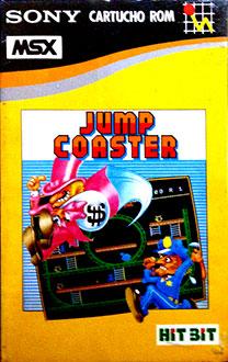 Juego online Jump Coaster (MSX)