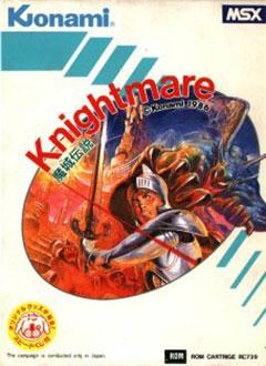 Juego online Knightmare (MSX)