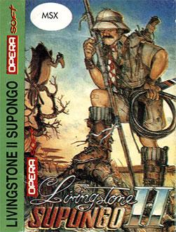 Juego online Livingstone Supongo 2 (MSX)