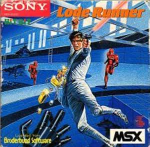 Juego online Lode Runner (MSX)