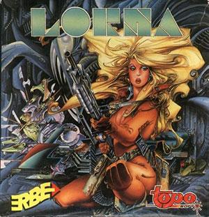 Juego online Lorna (MSX)