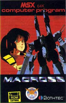 Portada de la descarga de Macross