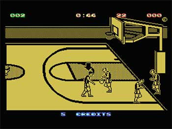 Imagen de la descarga de Magic Johnson's Basketball