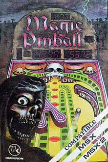 Portada de la descarga de Magic Pinball