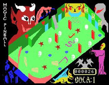 Imagen de la descarga de Magic Pinball