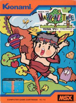 Juego online Magical Tree (MSX)