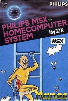 Juego online Manes (MSX)