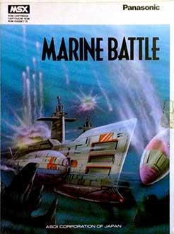 Juego online Marine Battle (MSX)