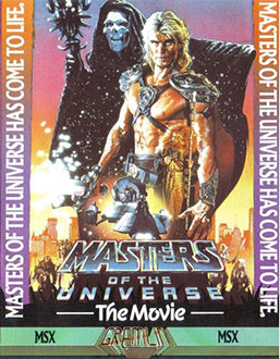 Juego online Masters of the Universe (MSX)