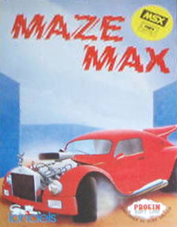Portada de la descarga de Maze Max