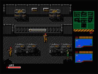 Imagen de la descarga de Metal Gear 2: Solid Snake