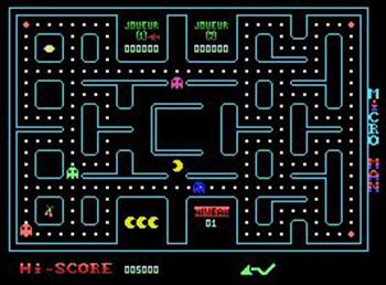 Juego online Micro Man (MSX)