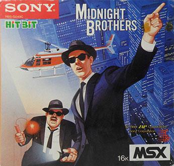 Portada de la descarga de Midnight Brothers