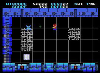 Juego online Mobile Planet (MSX)