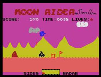 Imagen de la descarga de Moon Rider