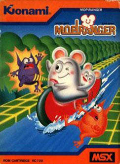 Portada de la descarga de Mopi Ranger