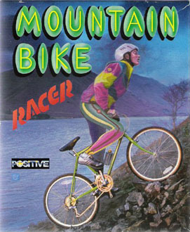 Juego online Mountain Bike Racer (MSX)