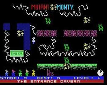 Imagen de la descarga de Mutant Monty