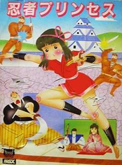 Portada de la descarga de Ninja Princess