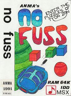 Carátula del juego No Fuss (MSX)
